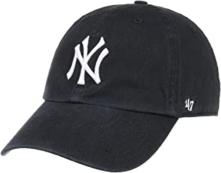 MLB New York Yankees Clean Up Curved V Relax Fit - New York Yankees Hombre