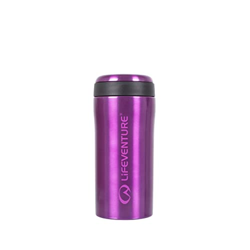 Lifeventure Thermal Mug - Gloss Purple