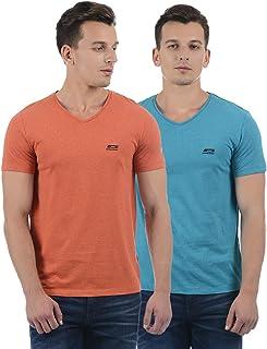 Jack & Jones Men's Solid T-Shirt