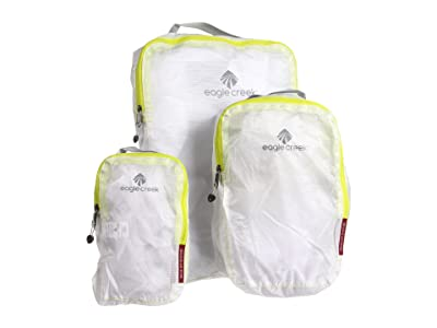 Eagle Creek Pack-It Specter Cube Set (White) Travel Pouch