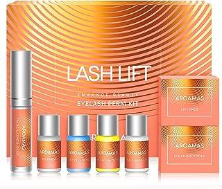 Aroamas Eyelash Perm Kit Full Eyelash Lift Kit – Professional Quality, Semi-Permanent..