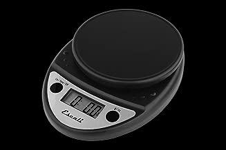 Escali Primo NSF Listed Digital Scale, 11 lb/5 kg, Black