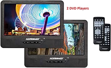 Best dual screen in car dvd player 10 inch Reviews