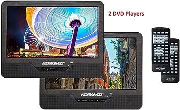 Koramzi DVD-2DVDK9 Portable 9
