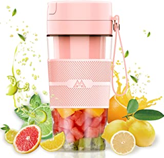 Miceshu Food Processor Blender, Portable Blender for Shakes and Smoothies, Mini Mixer, Smoothies Maker Fruit Blender , 10o...