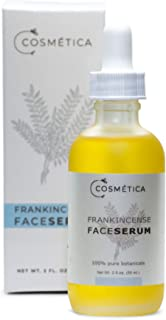 Face Oil with Vitamin E and Frankincense Oil (2 oz) - for Luminous, Healthy Skin with 100% Pure Botanical Seed Oils