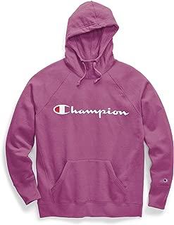 Champion Women's Plus-Size Powerblend Graphic Hoodie