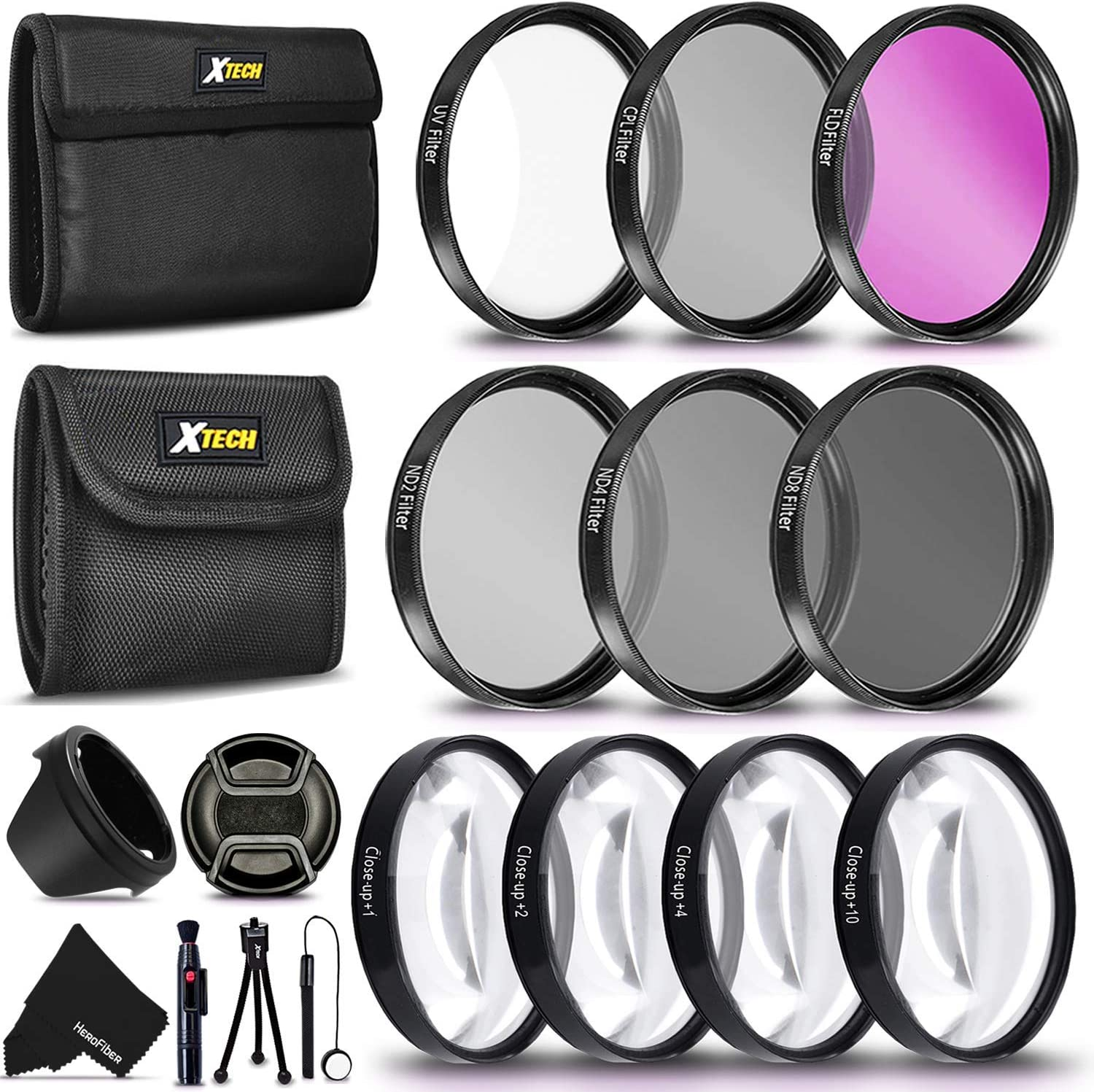 Professional 58MM Lens Filters Accessories Max 83% OFF Reb Limited time sale Canon Kit f EOS