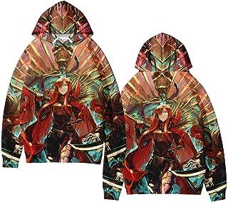 MLX-BUMU Sudaderas con Capucha De Gráficos con Estampado De Anime Sudadera con Capucha Gráfica para Hombres Y Mujeres Suda...