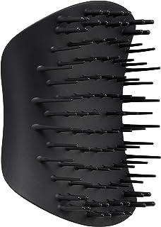 Tangle Teezer The Scalp Exfoliator & Massager, Onyx Black