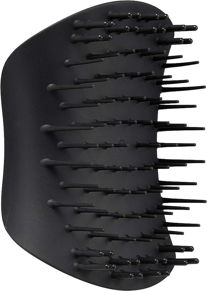 Tangle Teezer The Scalp Peeling & Massagegerät, Onyx Schwarz
