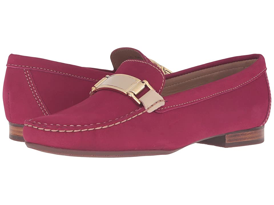 Hush Puppies Batley Dalila (Berry Nubuck) Women