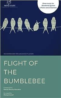 Flight of the Bumblebee by Nikolai Rimsky-Korsakov: Sheet Music