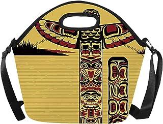 3dRose Doreen Erhardt Native American T-Shirts Antelope Spirit Animal with Dream Catcher Native American Charcoal