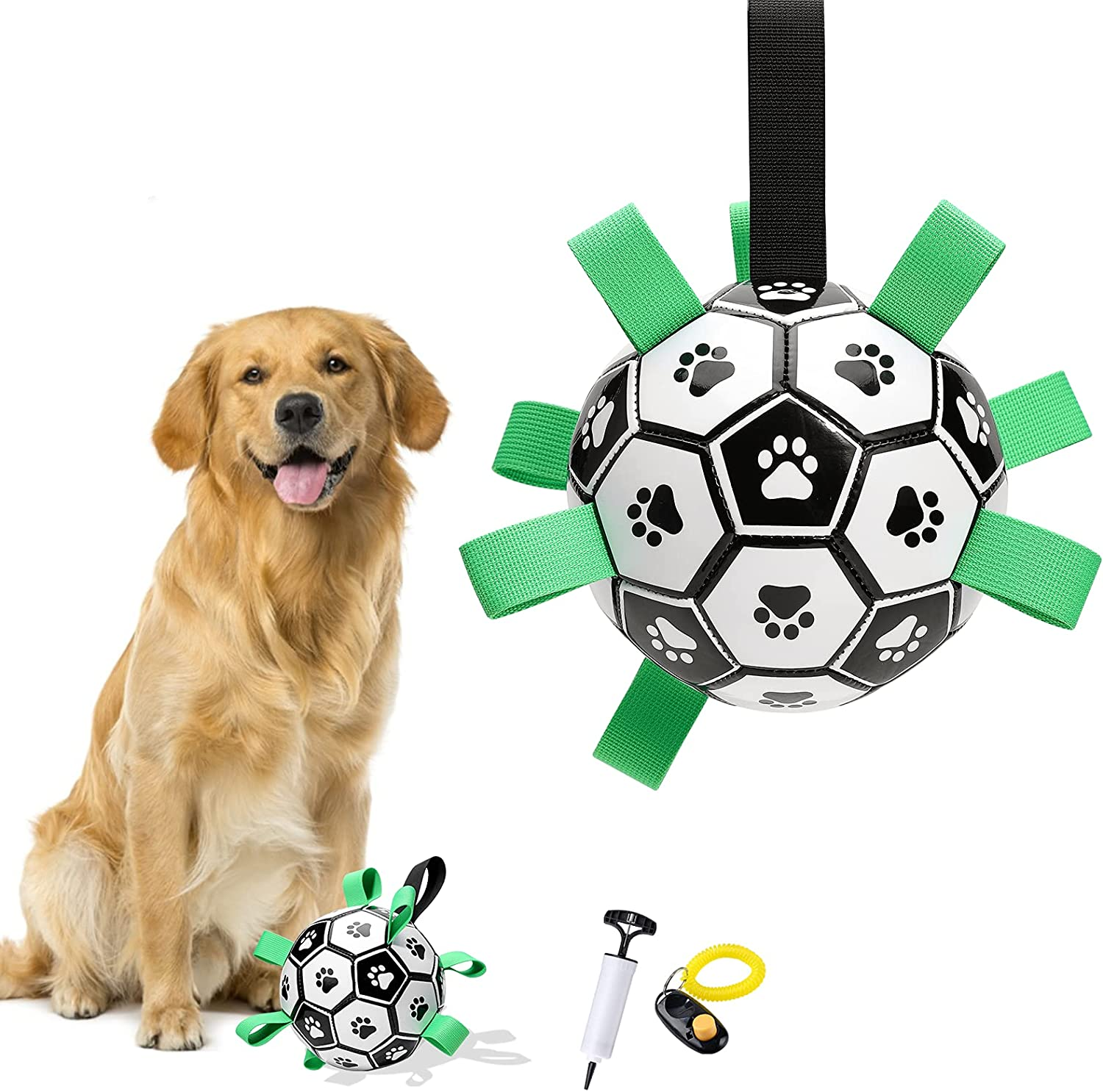 NVTED Grab Tabs Max 84% OFF Dog Ball Toys Elasticity Pet Interactive Clearance SALE Limited time High