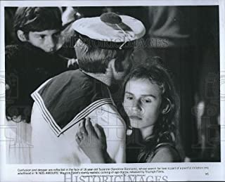 Historic Images 1984 Press Photo Sandrine Bonnaire Actress A Nos Amours French Foreign Film