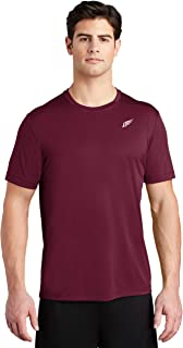 MI Falcon Men's Short Sleeve UV-Shield UPF 50 Pro Performance Tee