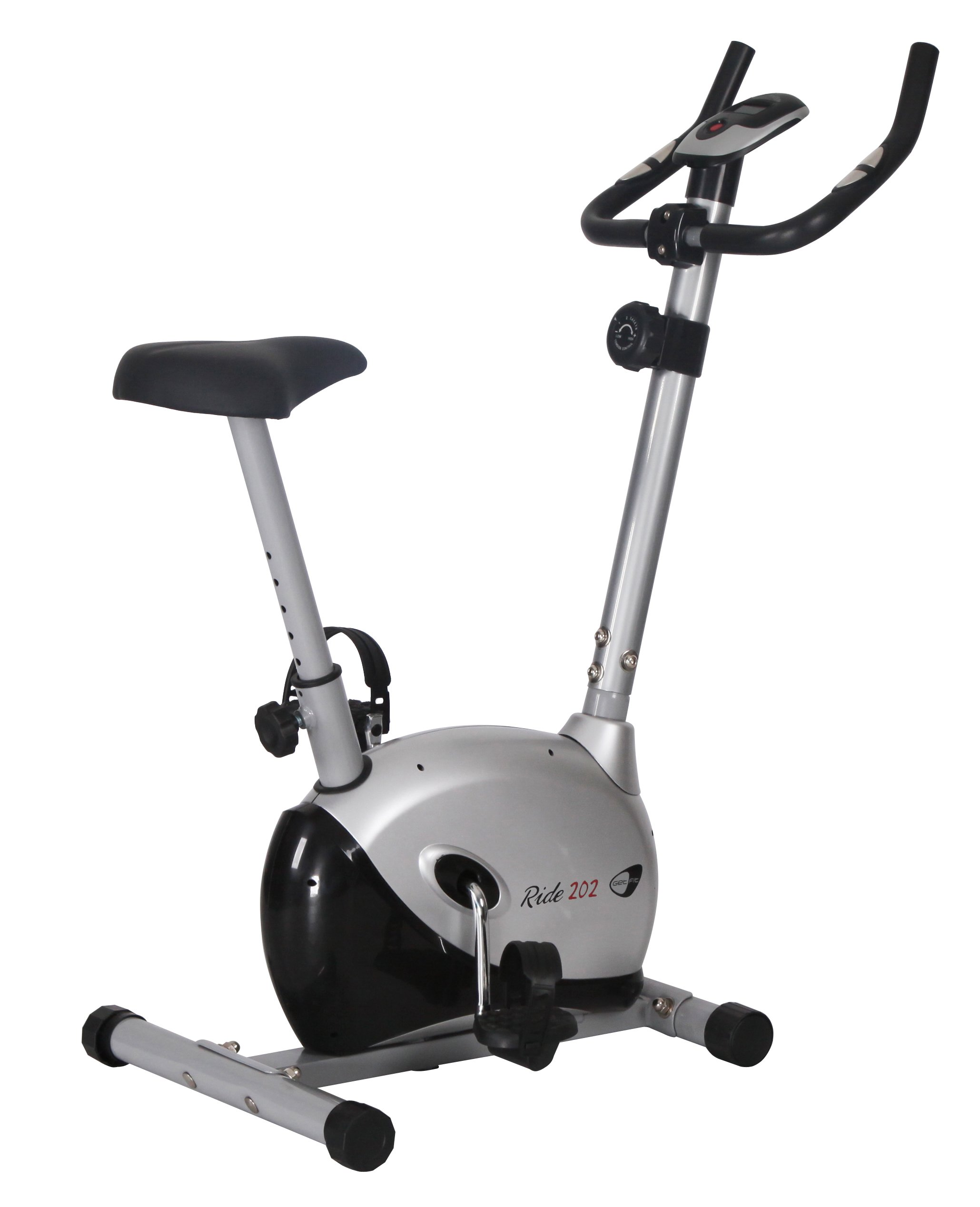 Cyclette RIDE 202 GetFit: Amazon.es: Deportes y aire libre