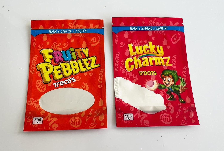 402 PCS Treats Bags Edible Packaging Ranking Max 82% OFF TOP12 Enjoy Share 2 Frui Tear Mix