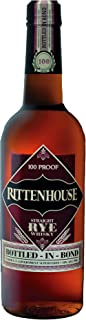 Rittenhouse Straight Rye Bourbon Whiskey 50% 0,7L