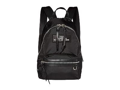 Marc Jacobs Medium Backpack (Black) Backpack Bags