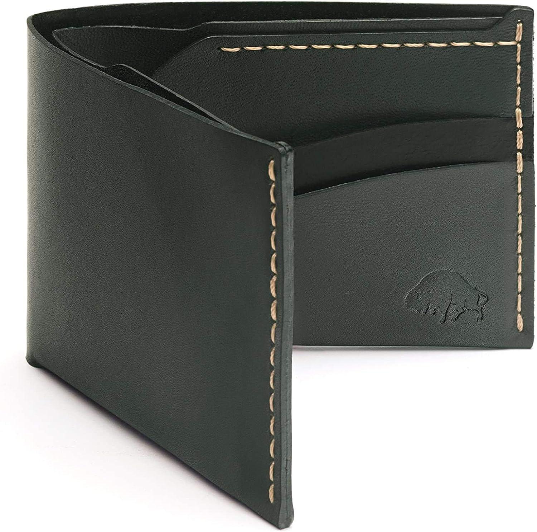 Ezra Arthur No. 6 Wallet | Green