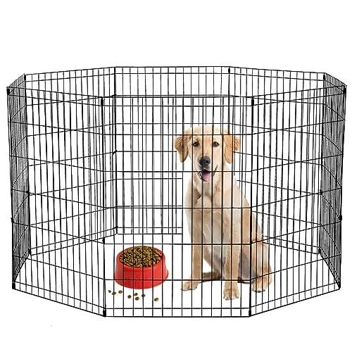 Dog Wire Play Pen: Amazon com