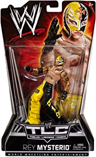WWE Rey Mysterio Tables Ladders And Chairs - Dec 19 2010 Figure