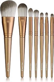 Make-upborstels MAANGE 7-delige make-upborstelset Professionele make-upborstels Premium synthetische foundationborstel Ble...