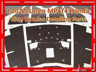 【STUDIO27/スタジオ27】1/20 マクラーレン MP4/4用カーボンデカール