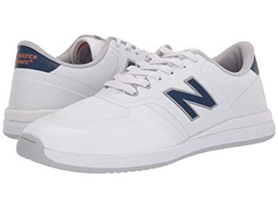 New Balance Numeric 420 (White/Royal) Men