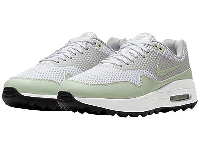 Nike Golf Air Max 1 G (White/Jade Aura) Women