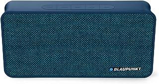 Blaupunkt BT-100-BL 12W Portable Outdoor Bluetooth Speaker (Blue)