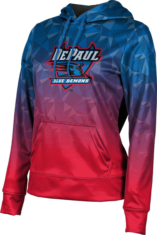 ProSphere DePaul University Girls' Pullover Hoodie, School Spirit Sweatshirt (Maya)