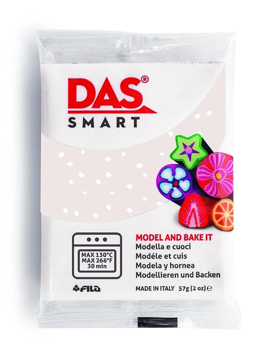 ADS The The Smart Oven Hardness, Modelling PVC Base White Glitter 9?x 5.8?x 1.4?cm 6?Units