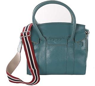 Bolso de tela para mujer verde Türkis Columbia