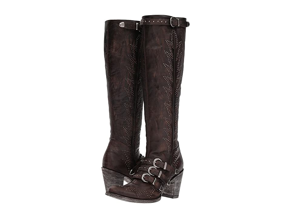 Old Gringo Roxy High (Chocolate) Cowboy Boots
