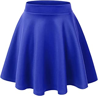 Regna X Womens Flare A Line Skirt 2 Piece and Skater Skirt (2 Styles, Plus