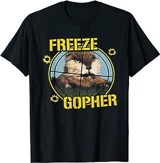 Freeze Gopher T Shirt