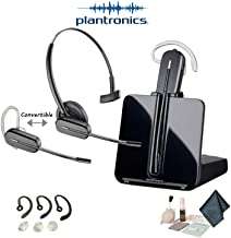 Plantronics CS540 Convertible Wireless Headset Bundle