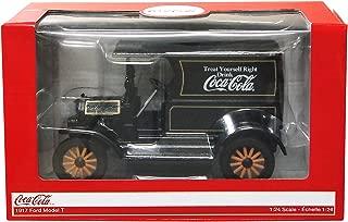 Motor City Classics 1917 Ford Model T Truck (1:24 Scale), Black