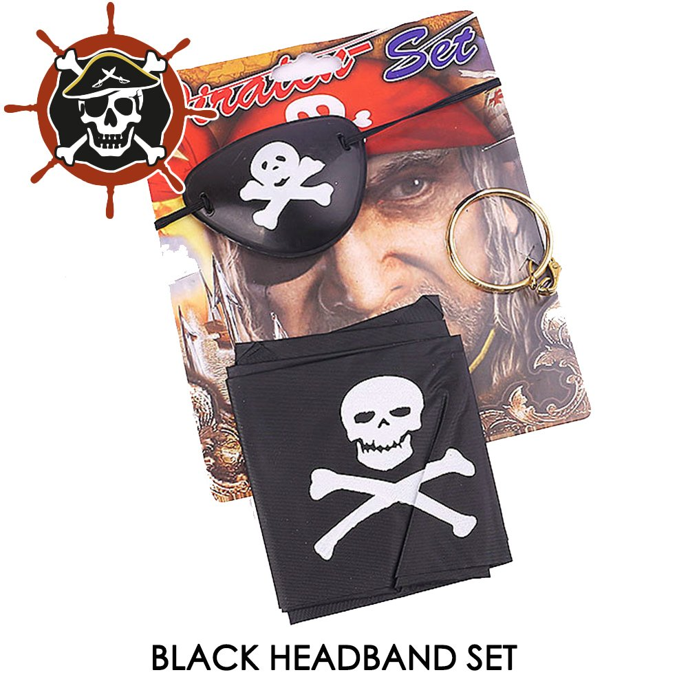61 cm Inflatable Pirate Sword Approx with Skull Print Fancy Dress Accessories