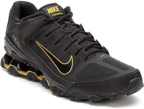 Nike Reax 8 TR Mesh, Hauszapatos de Gimnasia para Hombre