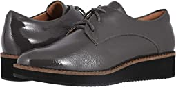 Dark Grey Patent