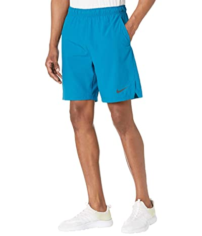 Nike Flex Shorts Woven 3.0 (Green Abyss/Black) Men