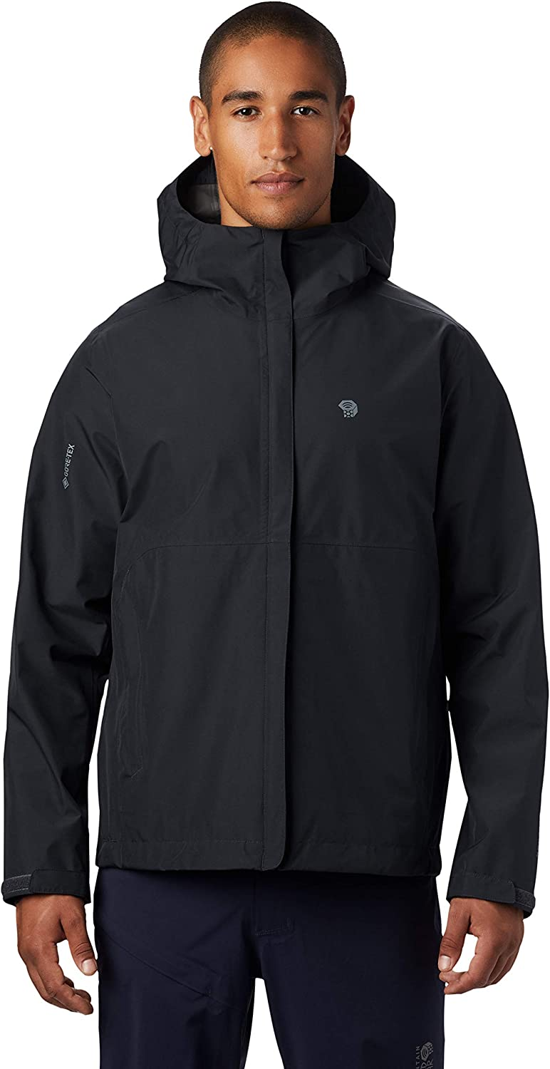 Spring new work one after another Mountain Hardwear Men's Exposure Jacket 2021 Paclite 2 Gore-Tex