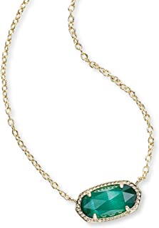Best green stone necklace online Reviews
