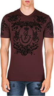 Dolce&Gabbana Men t-Shirt Bordeaux