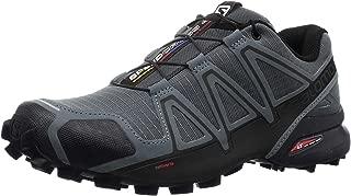 Salomon Men's Speedcross 4 Trail Runner, Dark Cloud, 8 M US
