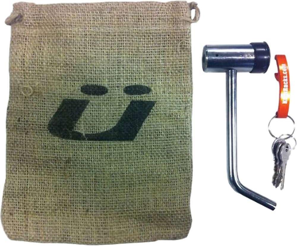 Key Transfer Lock 2-Bike Kit Cables - New in Box KUAT 012